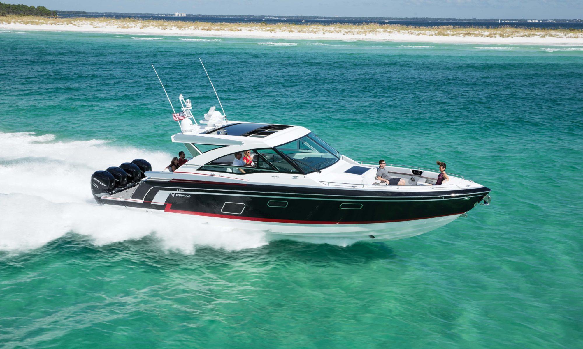 la mas boats